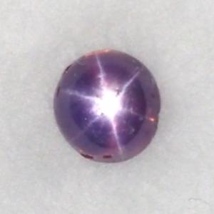 Purple Star Sapphire