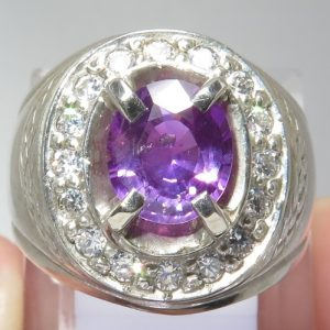 Jual Purple Sapphire