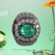Jual batu emerald