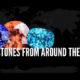 Batu permata di berbagai benua