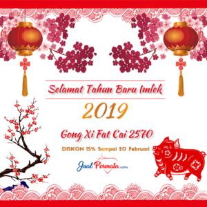 Selamat Tahun Baru Imlek 2019